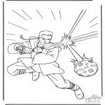 Diversos - La Guerra de las Galaxias 10