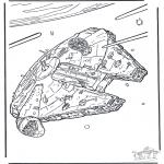 Diversos - La Guerra de las Galaxias 8