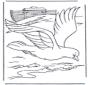 La paloma del Arca de Noé