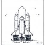 Diversos - Lanzamiento de cohete