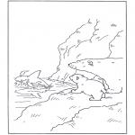 Dibujos Infantiles - Lars el osito polar 10