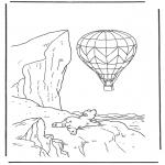 Dibujos Infantiles - Lars el osito polar 3