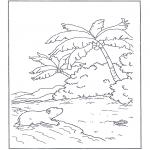 Dibujos Infantiles - Lars el osito polar 6