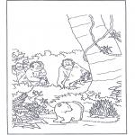Dibujos Infantiles - Lars el osito polar 8