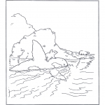 Dibujos Infantiles - Lars el osito polar 9
