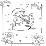 Detergente para platos en ingles un