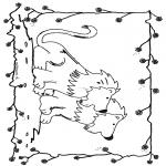 Animales - Leones 6