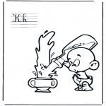 Diversos - Letra K