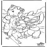 Personajes - Lilo y Stitch 4