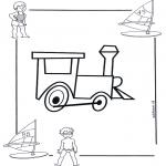 Diversos - Locomotora 1
