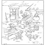 Diversos - Los Siete Cabritillos