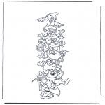 Personajes - Los Siete Enanitos