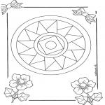 Mandalas - Mandala 10