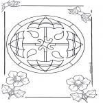 Mandalas - Mandala 14