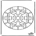 Mandalas - Mandala 35