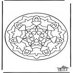 Mandalas - Mandala 36