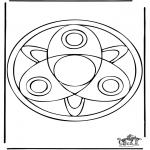 Mandalas - Mandala 37