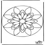 Mandalas - Mandala 38