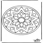 Mandalas - Mandala 39