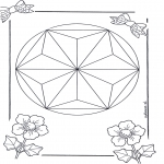 Mandalas - Mandala 6