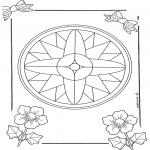 Mandalas - Mandala 7
