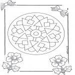 Mandalas - Mandala 9