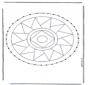 Mandala bordado 3