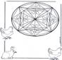 Mandala con Animales 3