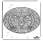 Mandala de León