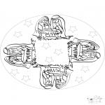 Mandalas - Mandala de Nacimiento