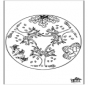 Mandala de Otoño 1