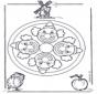 Mandala de Payaso