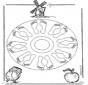 Mandala de Pies