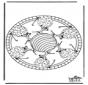 Mandala de ratón 1