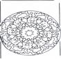 Mandala de renos
