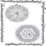 Mandalas - Mandala dual 5