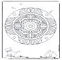 Mandala Geométrica Animal 3