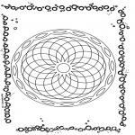 Mandalas - Mandala Geométrico 1