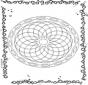 Mandala Geométrico 1