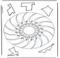 Mandala Geométrico 10