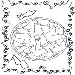 Mandalas - Mandala Geométrico 12