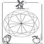 Mandalas - Mandala Geométrico 2