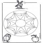 Mandalas - Mandala Geométrico 3