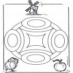 Mandalas - Mandala Geométrico 4