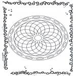 Mandalas - Mandala Geométrico 5