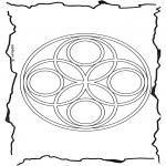 Mandalas - Mandala Geométrico 6