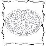 Mandalas - Mandala Geométrico 7