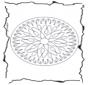 Mandala Geométrico 7