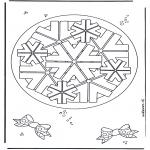 Mandalas - Mandala Geométrico 8