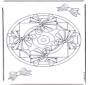 Mandala Geométrico 9